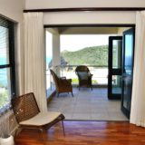 Sea House, Knysna group accommodation; More great vista's from the bed. 2 & 3 balcony