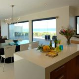 Home by the Sea, Plettenberg Bay Seaside accommodation; A space for entertaining – or just relaxing in