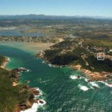 Sea House; Knysna group accommodation; Sea House sits in a commanding position on the Heads