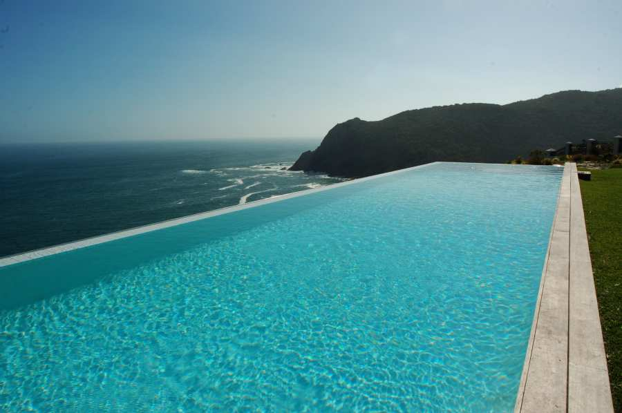 Pool & Ocean – for as far as you can see!
