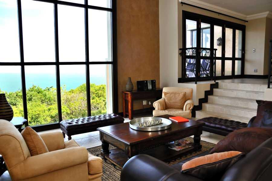 Villa Seaview, Knysna heads villa accommodation; Sea-views everywhere