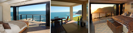 Cliff House - Accommodation on Knysna Heads