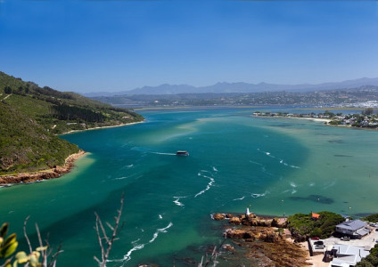 View from The Heads Knysna