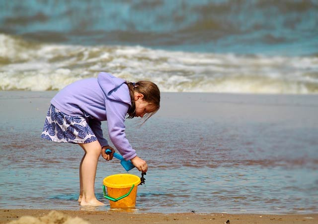 Knysna beaches are perfect for kids