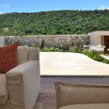 The very private front deck at Beachscape on Keurboomstrand, Plettenberg Bay Beach accommodation
