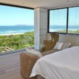 All bedrooms have classic shutters at Beachscape on Keurboomstrand, Plettenberg Bay Beach accommodation