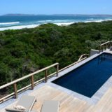 The swimming pool Beachscape on Keurboomstrand, Plettenberg Bay Beach accommodation