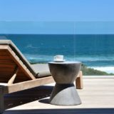 Everywhere you look you see sea and beach Beachscape on Keurboomstrand, Plettenberg Bay Beach accommodation