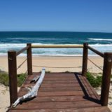 Just step down onto the pristine sand and take a stroll Beachscape on Keurboomstrand, Plettenberg Bay Beach accommodation