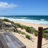 Beachscape, Keurboomstrand,Plettenberg Bay, the beach waiting to be explored