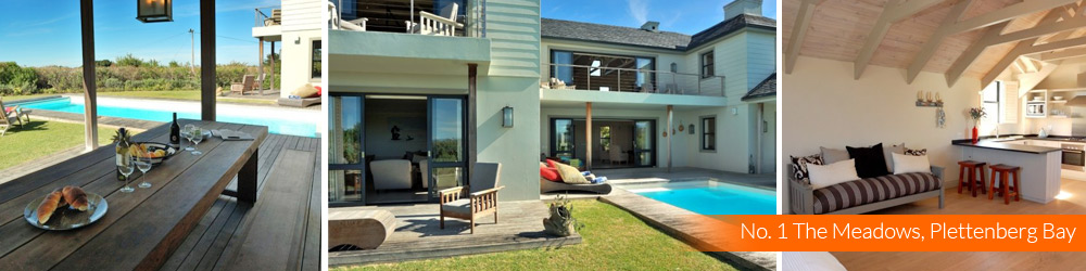 self-catering accommodation Plett and Knysna and Noetzie