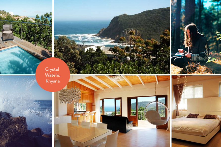 best holiday destinations in Knysna luxury rental property