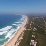 Home by the Beach is located here on Keurboomstrand, Plettenberg Bay Beach accommodation at its finest