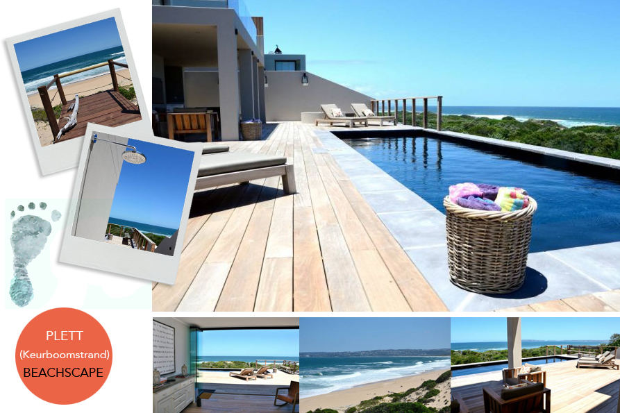 Self-catering accommodation South African braai tips luxury rental Plett
