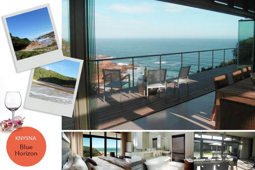 top holiday destinations for luxury rental property and golfing holidays in Knysna and Plett