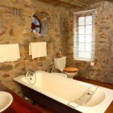 Lindsay Castle, Honeymoon en-suite bathroom