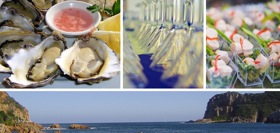 knysna oyster festival events luxury food wine tasting holiday activities self catering accommodation
