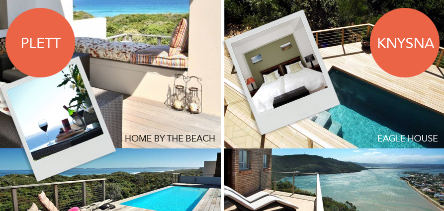 plett knysna accommodation luxury rental self catering holiday home