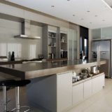 Blue Horizon, Golf estate accommodation; State of the art, free-flowing kitchen area