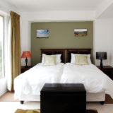 Eagle House, Knysna Heads Accommodation: Can be Twin and King