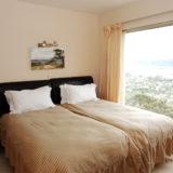 Eagle House, Knysna Heads Accommodation; Bedroom 3 – Twin or King?