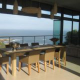 Blue Horizon, Golf estate accommodation; Sometimes dining in feels like dining out