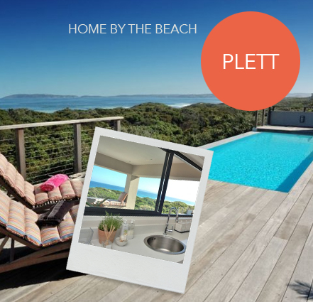 Home by the beach in Plett offers exclusive luxury finishes and glorious views that showcase the surrounding beauty.