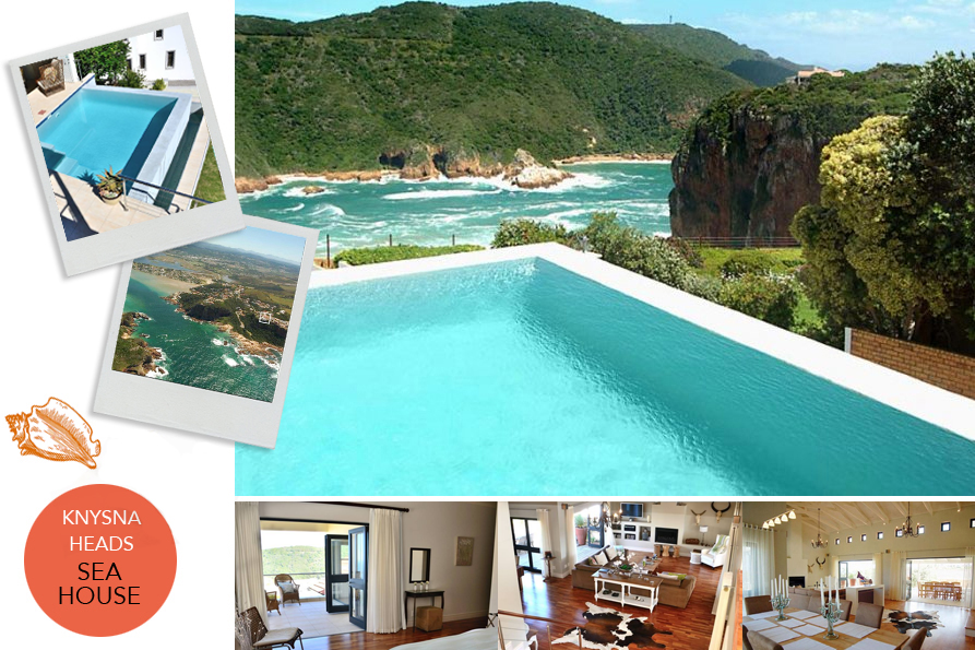 Sea House in knysna offers prime property to rent for complete luxury living during your vacation