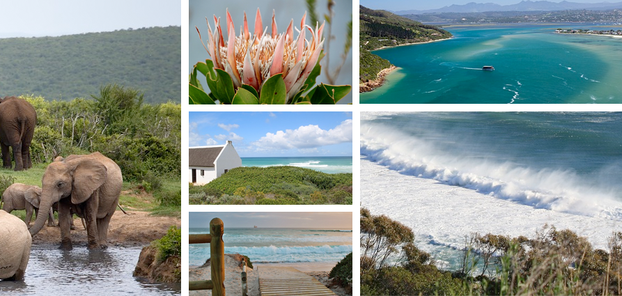 South Africa offers idyllic spots hidden away in Knysna, Noetzie and Plettenberg Bay