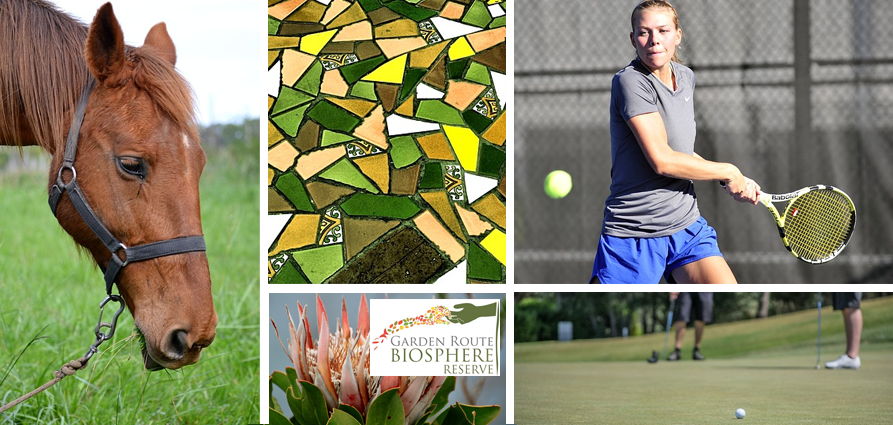 Tennis, charity golfing, outdoor markets, and horse riding are just some of the activities in Plett & Knysna this month.