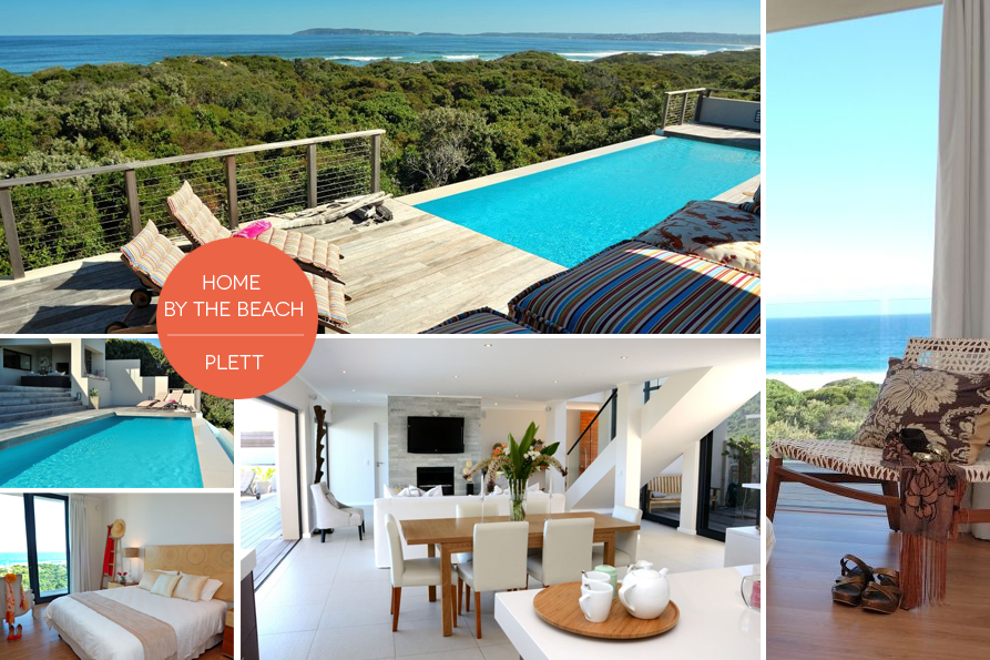 Home by the beach offers the ultimate in luxury private property rental