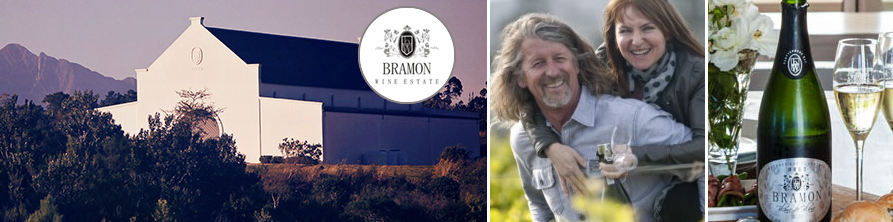 Bramon Wine Estate, is a boutique estate situated 20km East of Plettenberg Bay at The Crags.