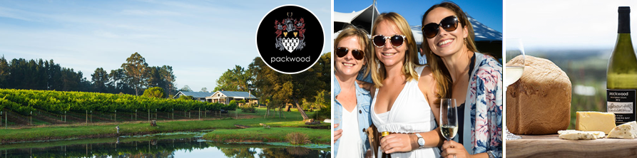 Packwood is an award winning vineyard & country estate on the Garden Route between Plettenberg Bay & Knysna. The estate also has a working dairy farm.