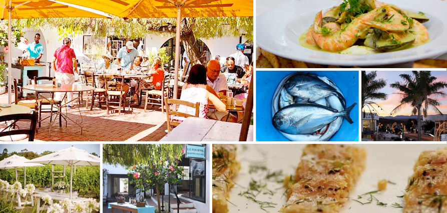 Supporting sustainable fishing whilst dining out is still just as tasty when you're in Plett!