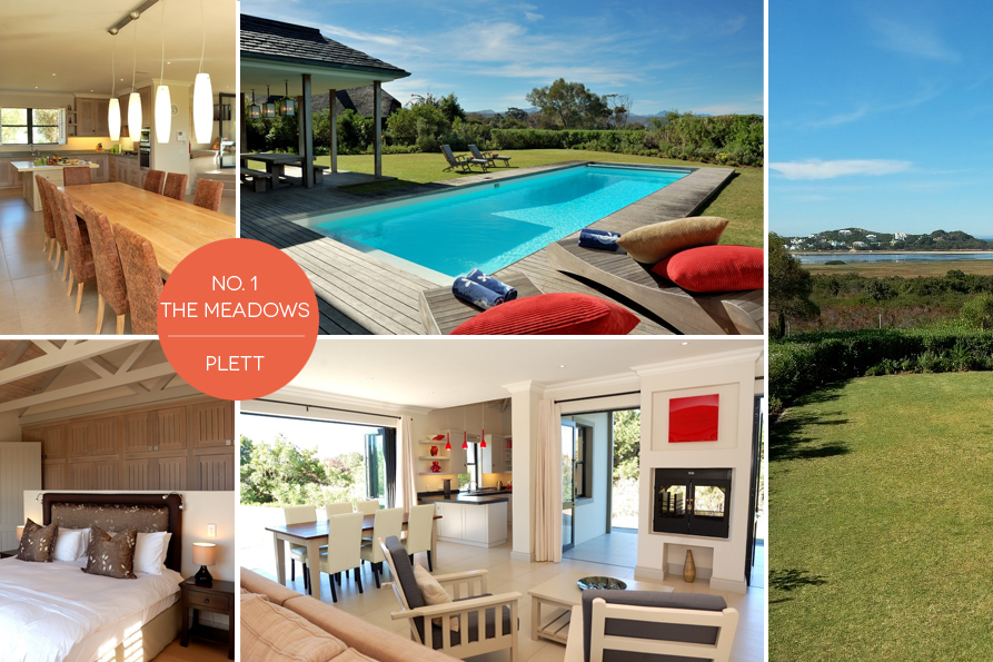 No.1 The Meadows is the ideal holiday pad for the large family group, or the couple planning a lot of entertaining and Plett summer activities.