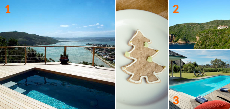 Spontaneous Christmas getaways are fabulous! Holiday accommodation is still available along the Garden Route.