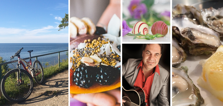 Plett MAD festival this month and the Knysna Oyster Festival 2016 next month!