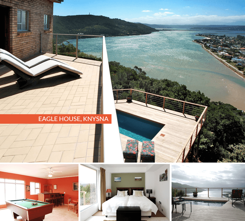 Eagle House offers the perfect place to stay for the Knysna Splash Festival