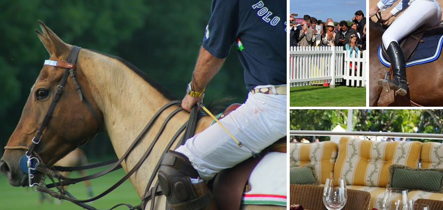 The Plett Polo Easter happens in March and April in Plett