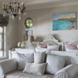 Lookout House, Luxury Accommodation, Plettenberg Bay, Bedroom 5 with twin beds
