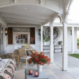 Lookout House, Luxury Accommodation, Plettenberg Bay, outdoor dining area