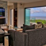 Home by the Sea, Seaside Accommodation in Plett - view from the lounge