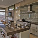 Blue Horizon, Knysna, Golf Estate Accommodation, contemporary kitchen