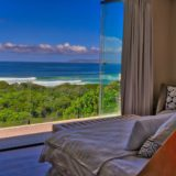 Home by the Beach, Keurboomstrand, Plettenberg Bay, Beach Accommodation, Master bedroom suite view