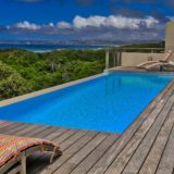 Home by the Beach, Keurboomstrand, Plettenberg Bay, Beach Accommodation, Pool with a view