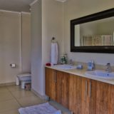 Home by the Beach, Keurboomstrand, Plettenberg Bay, Beach Accommodation, Master en suite bathroom