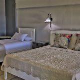 No 1 Riverclub, Golf Estate Accommodation, Simola, Knysna - Apartment Twin bedroom