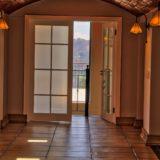 No 1 Riverclub, Simola, Golf Estate Accommodation, Knysna, Stairs to Apartment