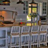 No 1 Riverclub,Simola,Golf Estate Accommodation, Upstairs Beautiful French Style Kitchen - 1