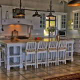 No 1 Riverclub, Simola, Golf Estate Accommodation, Upstairs Family Dining Area
